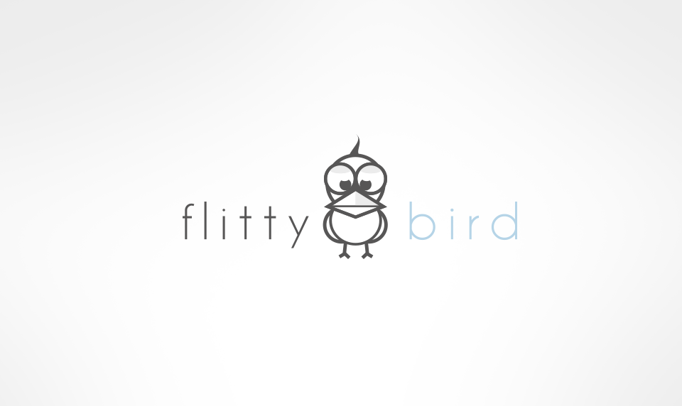 Flitty Bird Logo Package