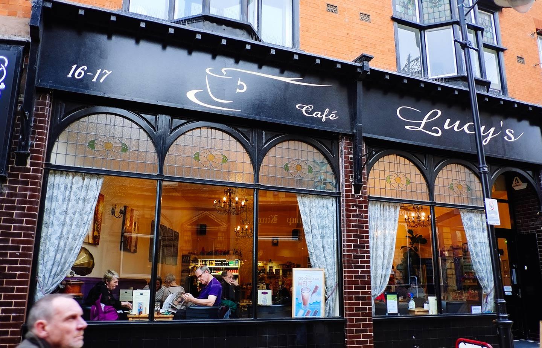 Lucys Cafe, Mansfield