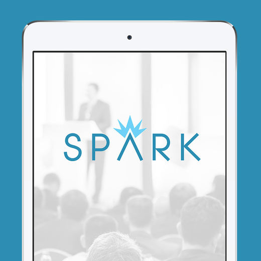 Spark events web site design and development