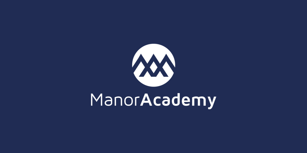 The Manor Academy School Branding