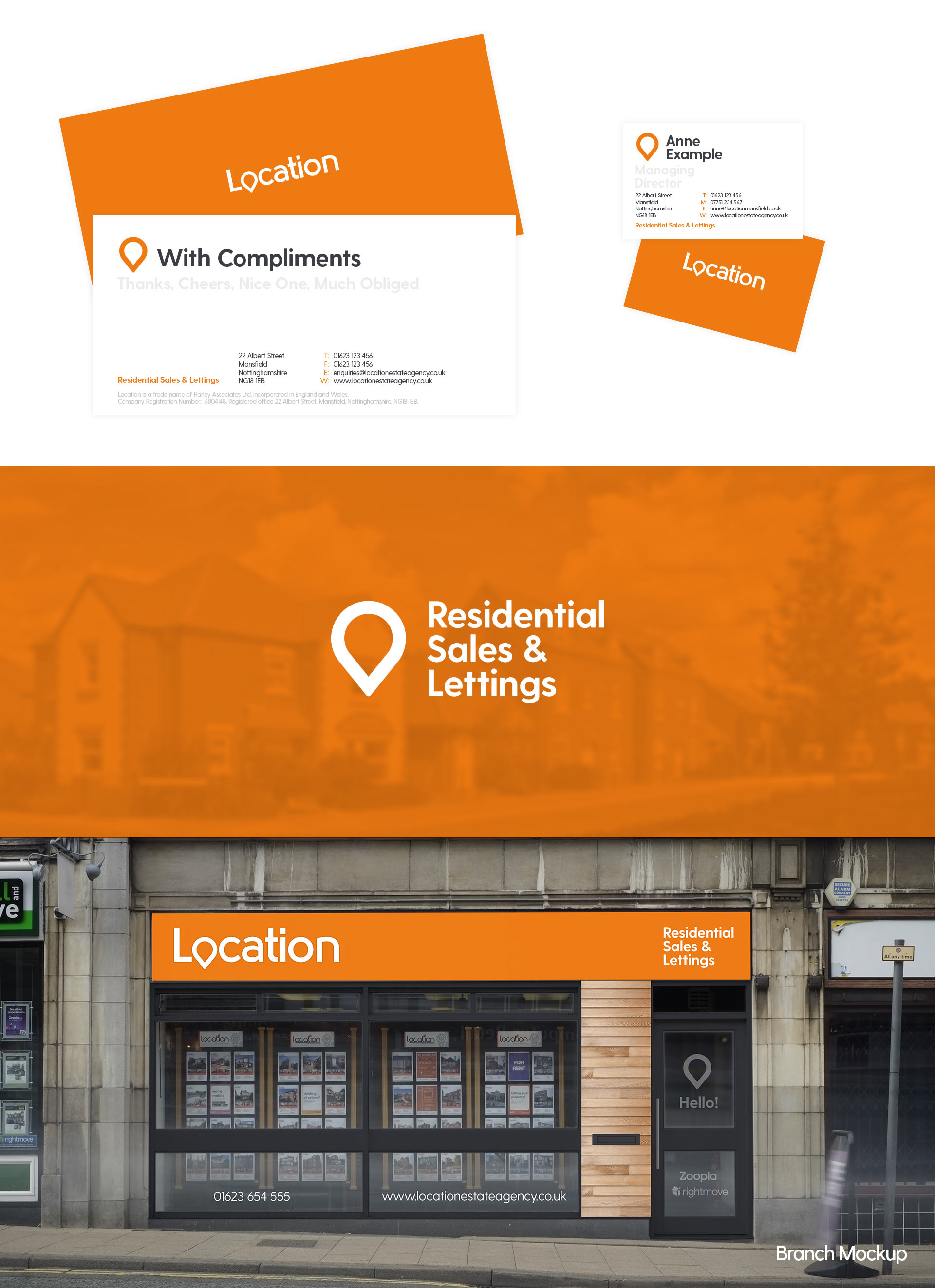 Estate Agency Branding